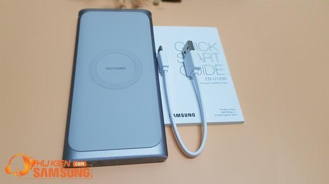 Sạc dự phòng không dây Samsung