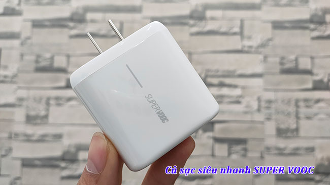 Bộ sạc siêu nhanh Oppo 65W