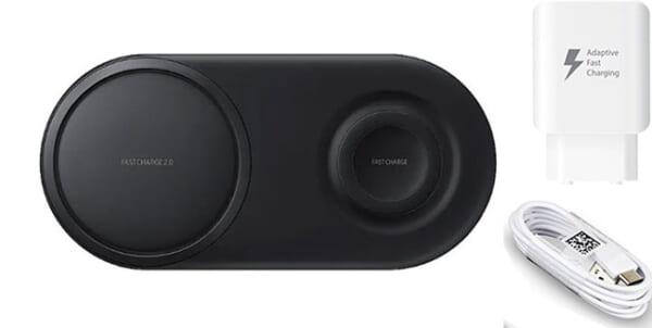 Đế sạc đôi Samsung Duo Pad EP-P5200-chính hãng màu đen